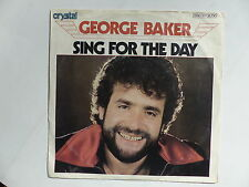 GEORGE BAKER Sing for the day 006CRY26330