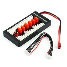 2-6s parallel battery charging board T Connector Convenient LiPo imax b6 FT