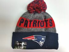New England Patriots New Era Knit Hat On Field Sideline Beanie Stocking Cap 2016