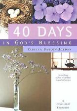 NEW - 40 Days in God's Blessing: A Devotional Encounter