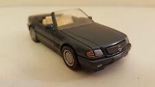 New Ray - Mercedes 600 SL 1992 bleue (1/43)