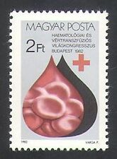 Hungary 1982 Medical/Blood/Health/Welfare/Conference 1v (n34863)