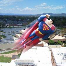 """2003 JUSTICE LEAGUE 10"""" action figure SUPERMAN"""