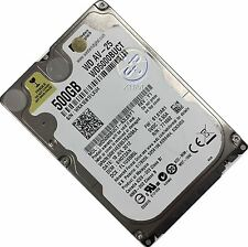 "Western Digital 500GB 5400RPM SATA II 3Gbps 16MB Cache 2.5"" Internal Hard Drive"