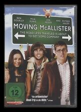 DVD MOVING McALLISTER - ROAD-MOVIE - RUTGER HAUER + MILA KUNIS *** NEU ***