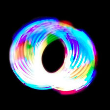 6-LED Orbit / Rainbow Multi Color Light Show.  Rave lights.  Children light toy