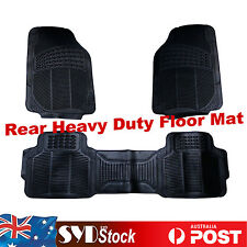 Rubber Front Rear Heavy Duty Weather Floor Mat Carpet For Toyota 09-12 Prado 150