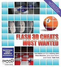 Flash 3D Cheats Most Wanted by Brian Monnone, James Dean Palmer, Josh Dura,...