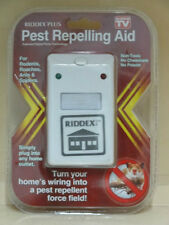 Riddex Pest Repellent and rodent
