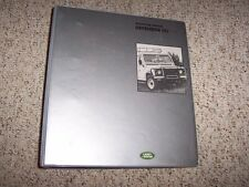 1993 Land Rover Defender 110 Factory Workshop Shop Service Repair Manual 3.9L V8