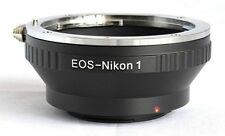 Canon EOS EF EF-S to Nikon 1 Mount Adapter J1 J2 J3 V1 V2 EOS-N1
