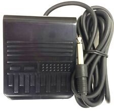 Yamaha Universal Sustain Foot Pedal Footswitch for Electronic Electric Keyboard