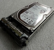 """DELL 3TB 7.2K 3.5"""" 6Gbps  SATA HDD w/ TRAY for DELL POWEREDGE R710 R715 R815"""