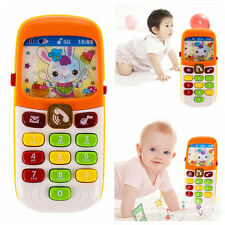 Baby  Musical Mobile Phone for Toddler Sound Hearing  Educate Learning Toys BE