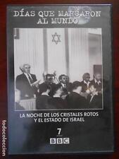 DVD DIAS QUE MARCARON AL MUNDO - Nº 7 - LA NOCHE DE LOS CRISTALES ROTOS Y ...
