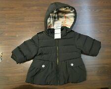 Genuine BURBERRY Baby coat 3m/60cm in Black   RRP £149