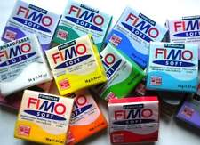 staedler job lot fimo 12 x soft effect classic 56 / 57  gram