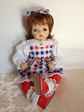 Kathy Smith-Fitzpatrick 2005 - An All American Sweetie - Porcelain Doll/ AEL