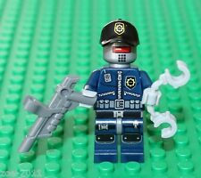 Lego The Lego Movie Robo SWAT Minifigure NEW!!!