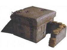 Artitec 80006 WW2 Machine Gun Bunker MG Resin Kit 1:87 Scale