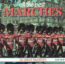 All the Best Marches 1994 *NO CASE DISC ONLY*