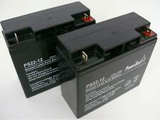Replacement APC RBC7 UP BATTERY FOR SU1400NET HIGH RATE 22AH  - FREE SHIPPING