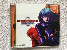 Sega Dreamcast Game, The King Of Fighters 2000 NTSC/JAP Version.