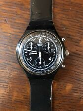 vintage swatch Chronograph watch mens