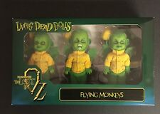 Flying Monkeys 3 Pack Mezco Living Dead Dolls Lost in Oz