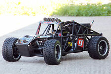 XTC RC MONSTER STRAND BUGGY TRUCK RTR 4WD 4x4 31ccm 3,5PS 80Km/h 1:5 + 6x LED