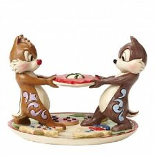 Disney Traditions 4046023 Save Some For Santa (Chip n Dale) New & Boxed