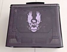 Halo 5 UNSC Ammo Tin Lunch Box New Loot Crate Exclusive
