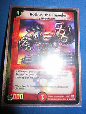 Duel Master TGC Rothus The Trevoler 85a/110 Holofoil
