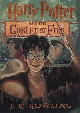 Harry Potter and the Goblet of Fire by Rowling, J K Hardcover First Edition