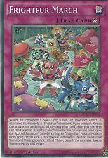 YU-GI-OH CARD: FRIGHTFUR MARCH - MP16-EN153 1ST EDITION