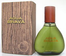 Antonio Puig Agua Brava EDC 100 ml Spray   Neu OVP
