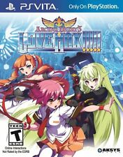 Arcana Heart 3 Love Max PS VITA GAME BRAND NEW  **CLEARANCE**
