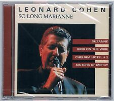 LEONARD COHEN SO LONG MARIANNE CD SIGILLATO!!!!