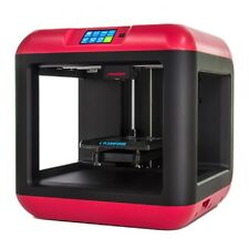 FlashForge USA Finder 3D Printer with PLA Filament Extruder Printing & Wifi/USB
