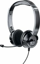 Turtle Beach Ear Force M5 Silver for Mobile Gaming Silver Headband Headsets