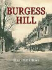 Burgess Hill, Dudeney, Mark, Matthews, Hugh, New Book