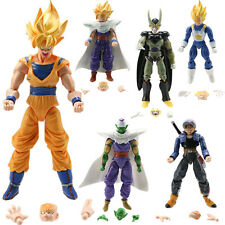 Lot 6pcs Dragonball Z Dragon DBZ Action Figure Kids Toy Set Anime HOT