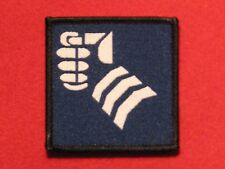 BRITISH 20TH ARMOURED INFANTRY BRIGADE FORMATION BADGE WHITE IRON FIST,