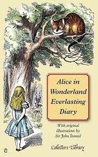 Alice in Wonderland Everlasting Diary by Lewis Carroll and Rosemary Gray...