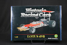 YS028 HELLER 1/24 maquette voiture 80749 Lotus  49 B N°1 Graham Hill 1968