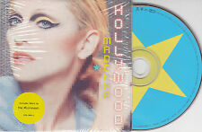 CD CARTONNE CARDSLEEVE 2T MADONNA HOLLYWOOD DE 2003 GERMANY NEUF