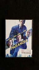 Paranoia (DVD, 2013)