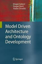 Model Driven Architecture and Ontology Development-ExLibrary
