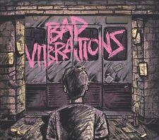 A DAY TO REMEMBER BAD VIBRATIONS CD ALBUM (Released September 2nd 2016)