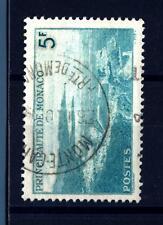 MONACO - 1949 - Strade di Monaco